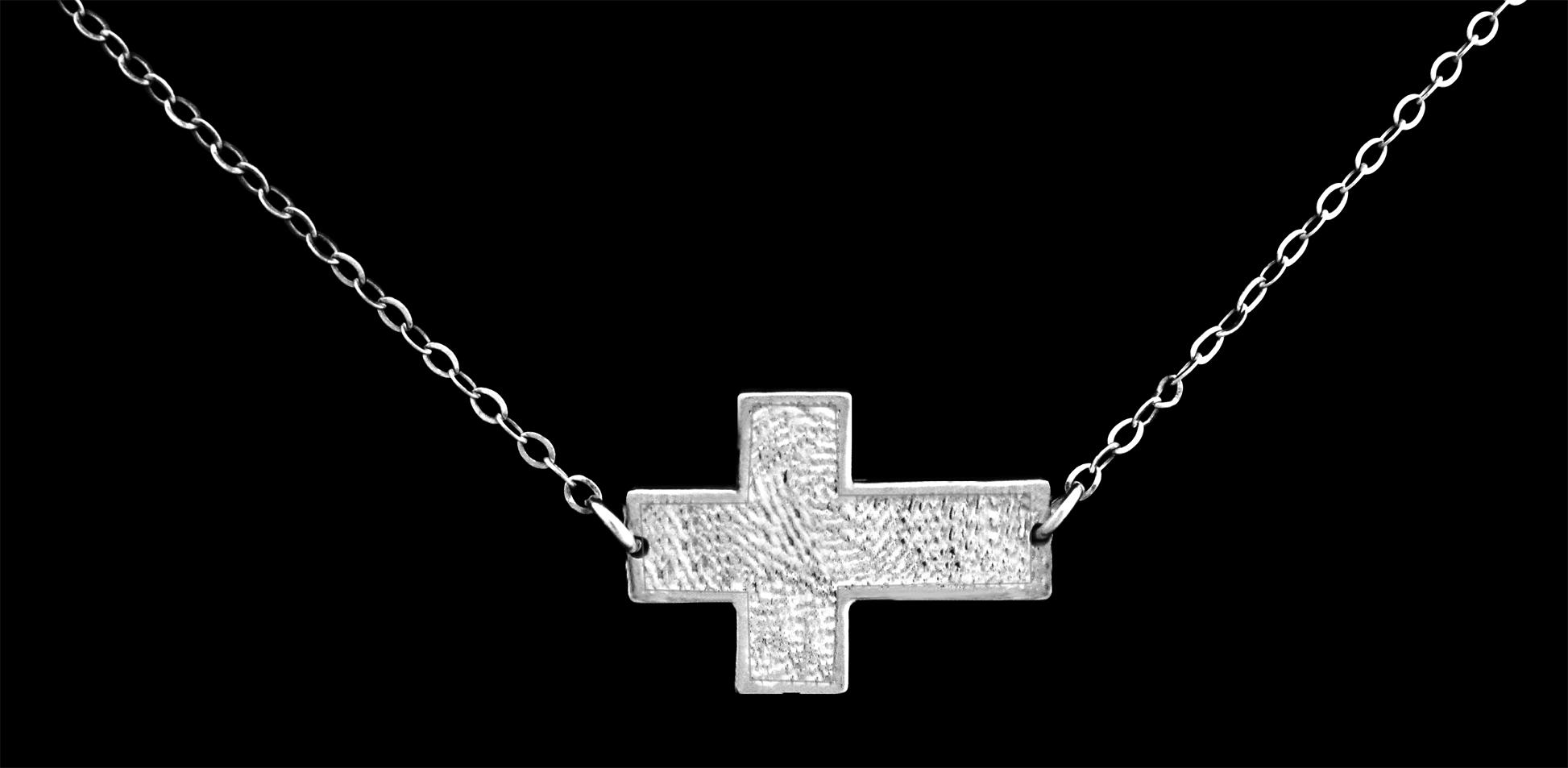 Life Print Horizontal Cross